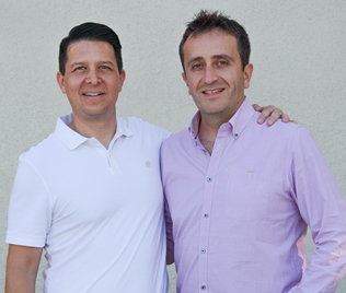 Fernando Carrillo '92 & David Sánchez Yeskett '98