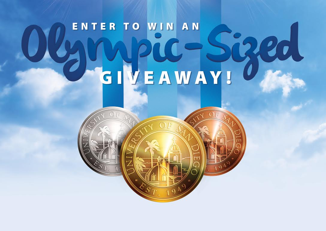2016 USD Olympic Giveaway