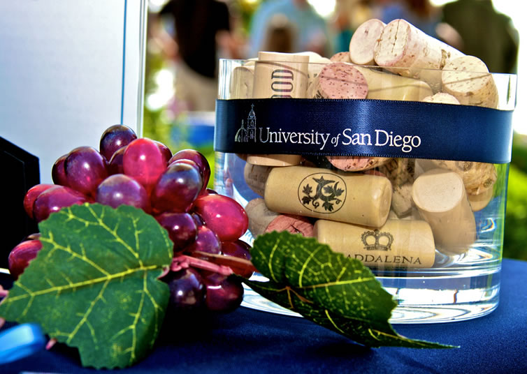 RSVP for the 10th Anniversary of USD Wine Classic