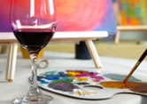 Phoenix Wine and Paint Night