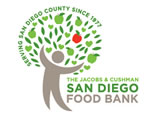 Service Project at the San Diego Food Bank